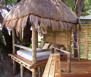 No. 17 Mombo Camp and Little Mombo Camp, Moremi Game Reserve, Botswana