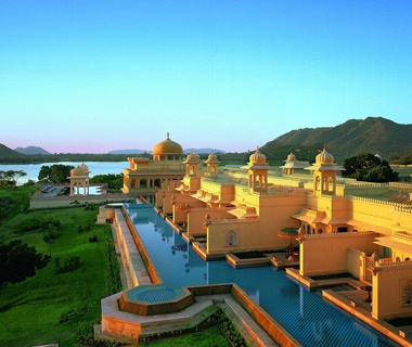 No. 4 Oberoi Udaivilas, Udaipur, India