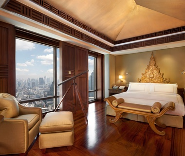 No. 3 The Peninsula Bangkok, Thailand