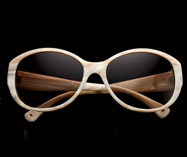 Mother-of-Pearl Frames, $138, Coach