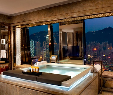 7 Ritz Carlton Hong Kong
