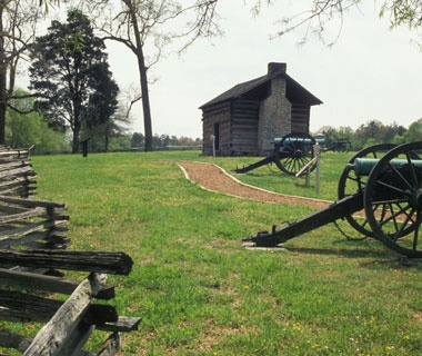 Chickamauga, GA and Chattanooga, TN