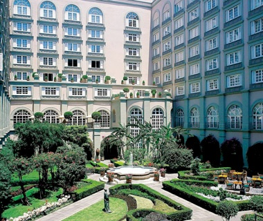 No. 3 Four Seasons Hotel, Mexico, D.F., Mexico