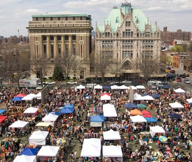 Brooklyn Flea, New York City