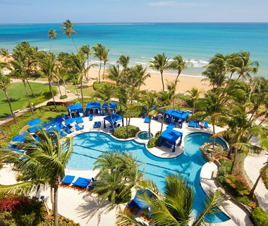 Rio Mar Beach Resort Spa In Grande Puerto Rico