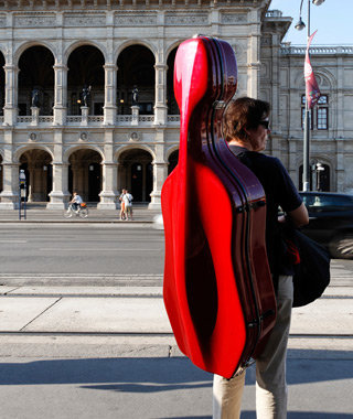 If You Need to Bring a Cello…