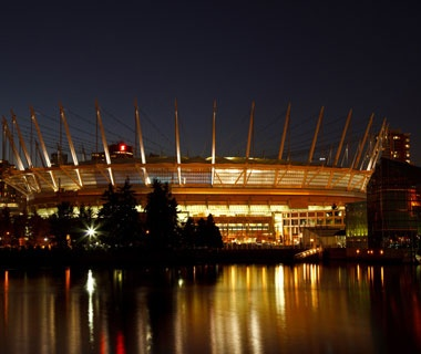 BC Place Vancouver 2010 Winter Olympics, Vancouver