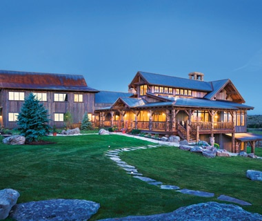 The Lodge & Spa at Brush Creek Ranch, Saratoga, WY