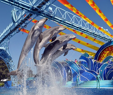 No. 22 SeaWorld California, San Diego