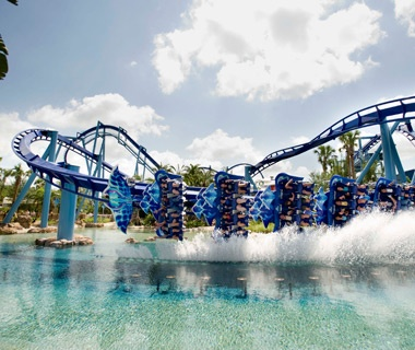 No. 18 SeaWorld Florida, Orlando