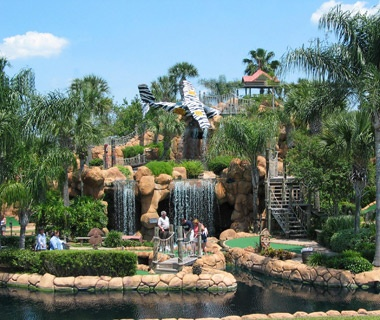 Congo River Mini Golf, Kissimmee, FL