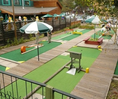 Lilliput Mini Golf, Grand Lake, CO