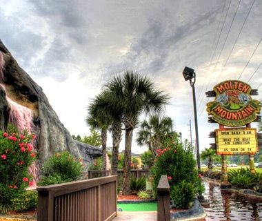 Molten Mountain, Myrtle Beach, SC