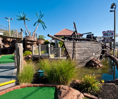 Pirate Island Golf, Sea Isle City, NJ