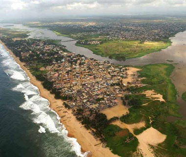 Historic Town of Grand-Bassam, Ivory Coast