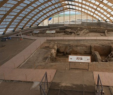 Neolithic Site of Çatalhöyük, Turkey