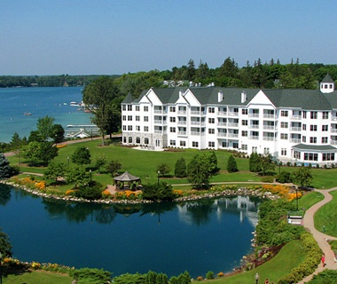 America's Best Lake Hotels | Travel + Leisure