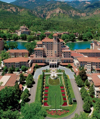 No. 3 The Broadmoor, Colorado Springs, CO