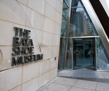 The Bata Shoe Museum, Toronto