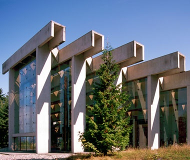 The Museum of Anthropology (MOA), Vancouver