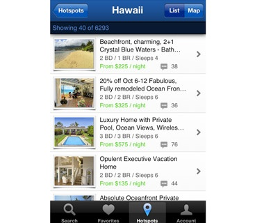 Find Your Dream Villa: HomeAway