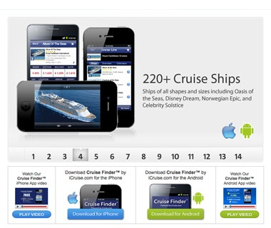 Pick the Perfect Cruise: CruiseFinder