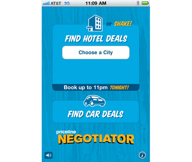 Score a Deal on a Room: Priceline