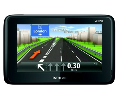 Help Your Friends Find the Party: TomTom