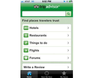 Get the Scoop on Your Hotel: TripAdvisor