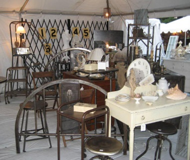 Brimfield Antique Shows, MA