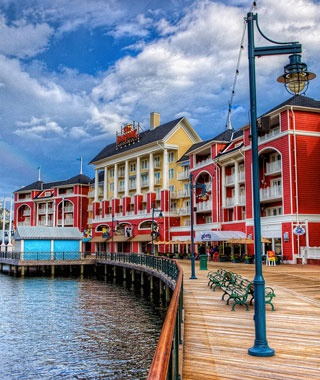 No. 10 Disney's Boardwalk Inn and Villas, Orlando, FL