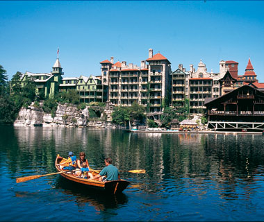 No. 20 Mohonk Mountain House, Hudson Valley, NY