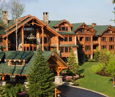 No. 5 Whiteface Lodge, Lake Placid, NY