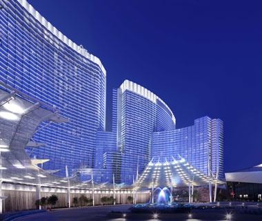 No. 9 Aria Resort & Casino