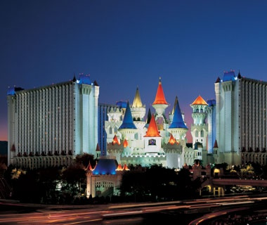 No. 12 Excalibur Hotel & Casino
