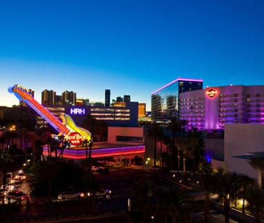 No. 16 Hard Rock Hotel & Casino