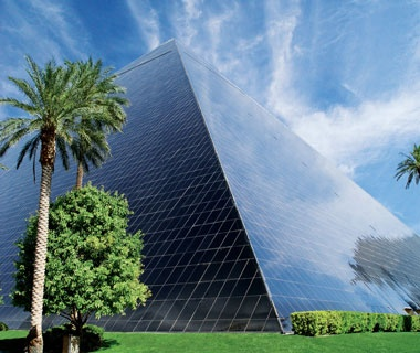 No. 6 Luxor Hotel & Casino