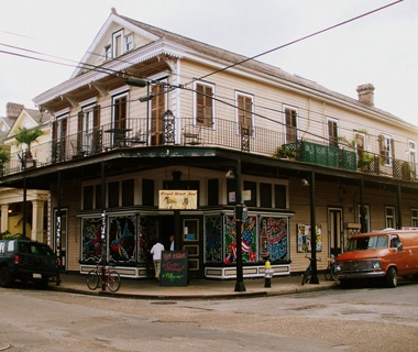 Royal Street Inn & Bar, New Orleans
