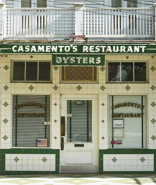 Casamento's, New Orleans