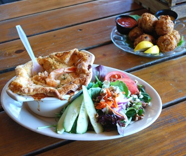 Hogfish Bar & Grill, Stock Island, FL