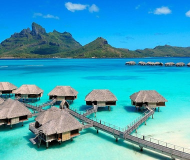 No. 16 Bora Bora, French Polynesia