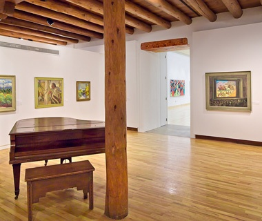 Exploring the Arts in Taos, NM