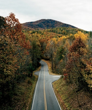 Blue Ridge Parkway Road Trip, VA