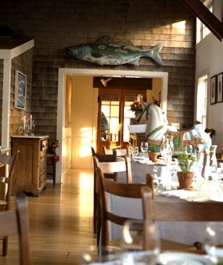 Straight Wharf Restaurant, Nantucket, MA