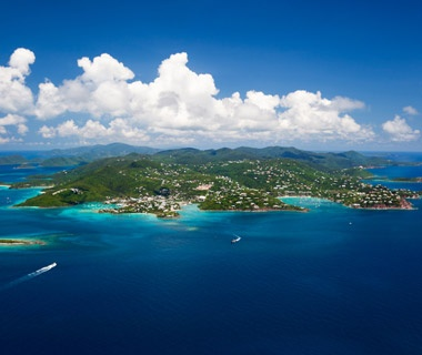 No. 28 St. John, U.S. Virgin Islands