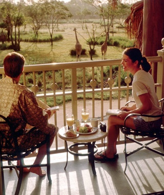 Walt Disney World: Animal Kingdom Lodge