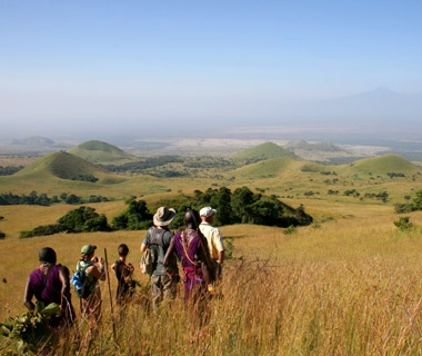 Living With Locals in Chyulu Hills, Kenya