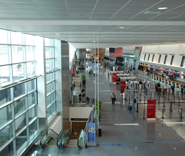 No. 12 Logan International Airport (BOS)