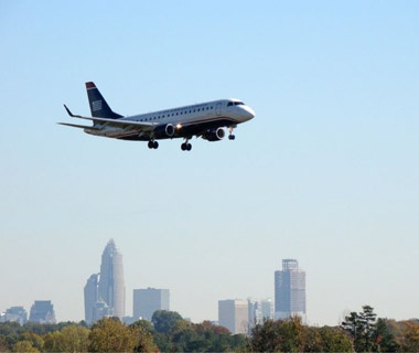 No. 9 Charlotte–Douglas International Airport (CLT)