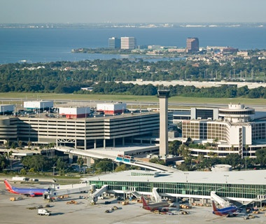 No. 6 Tampa International Airport (TPA)